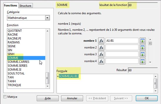 Libre Office Calc Image 3